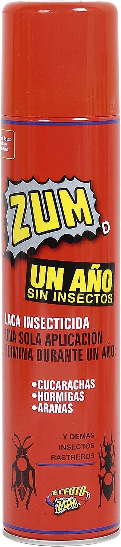 ZUM laca insecticida un año sin insectos spray 600 ml