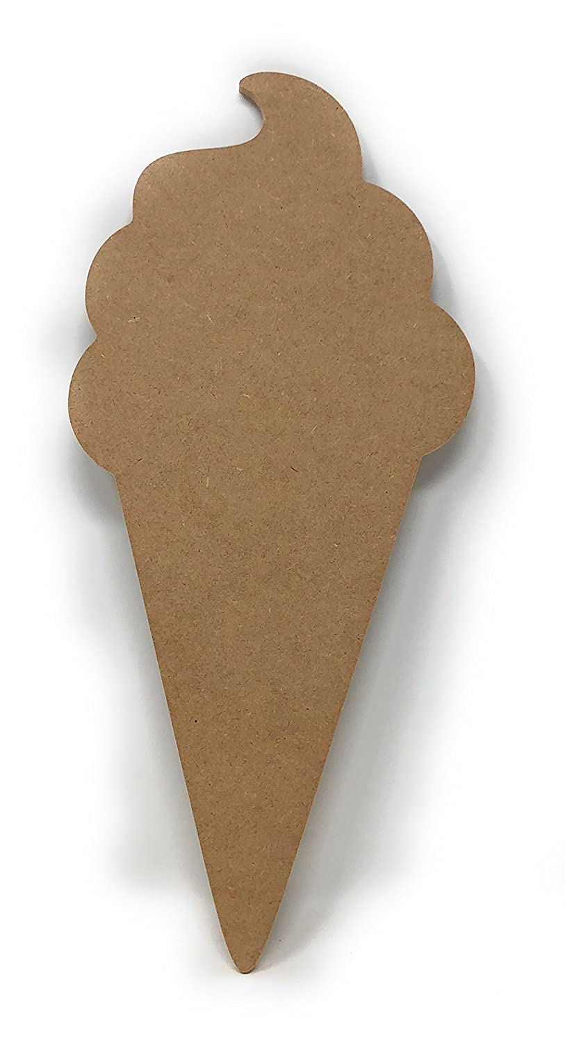 MDF CRAFT SHAPE WOODEN ICE LOLLY