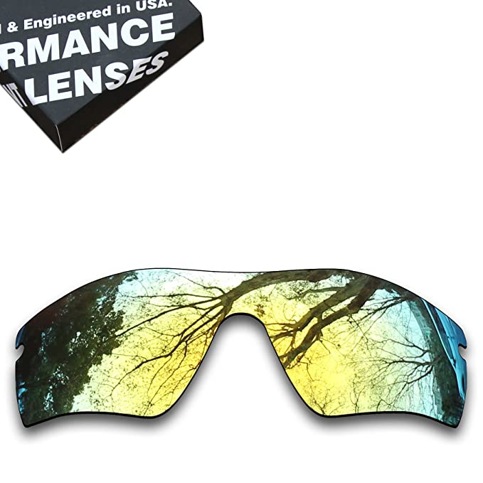 f664886a93 Image Unavailable. Image not available for. Color  ToughAsNails Polarized  Lens Replacement for Oakley ...