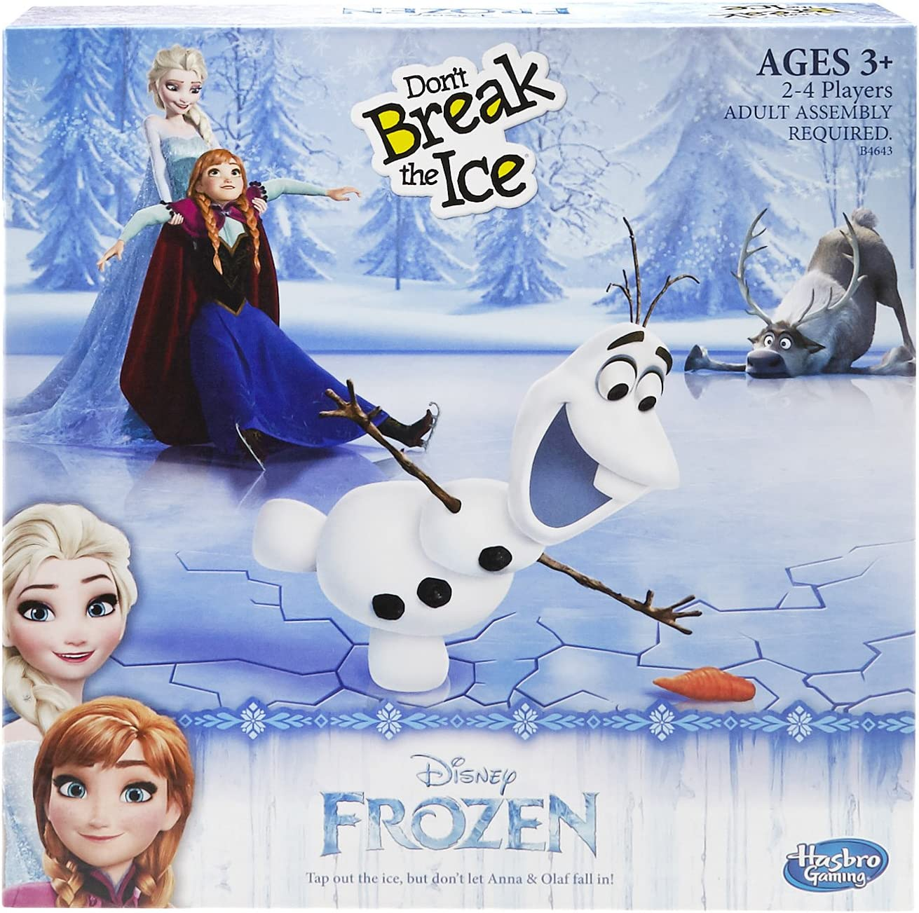 Hasbro Dont Break the Ice: Disney Frozen Edition Game: Amazon.es: Juguetes y juegos
