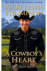 A Cowboy's Heart (The McGavin Brothers Book 4) Kindle Edition