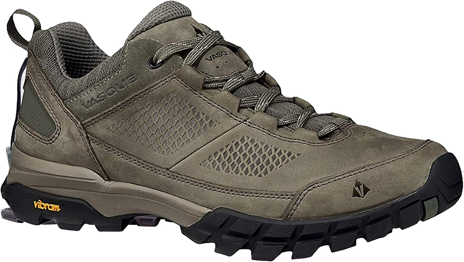 Vasque Mens Talus at Low Hiking Shoes