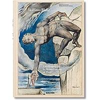 William Blake. Los dibujos para La Divina Comedia