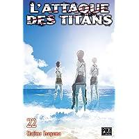 ATTAQUE DES TITANS T22