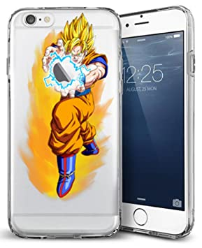 coque iphone 8 dragon ball z