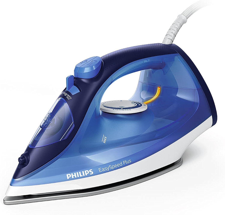 Lila Golpe 210 g Suela SteamGlide Plus 50g//Min de Vapor Continuo Philips/ GC4543//30 Plancha 2500 W