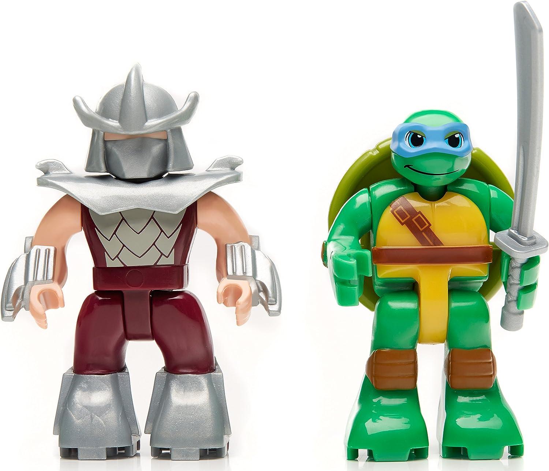 Amazon.com: Mega Bloks Teenage Mutant Ninja Turtles media ...