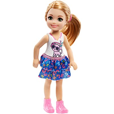 Barbie Club Chelsea Cat Doll: Toys & Games