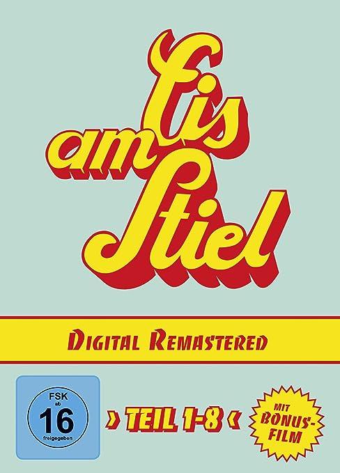 Eis am Stiel – DVD Box