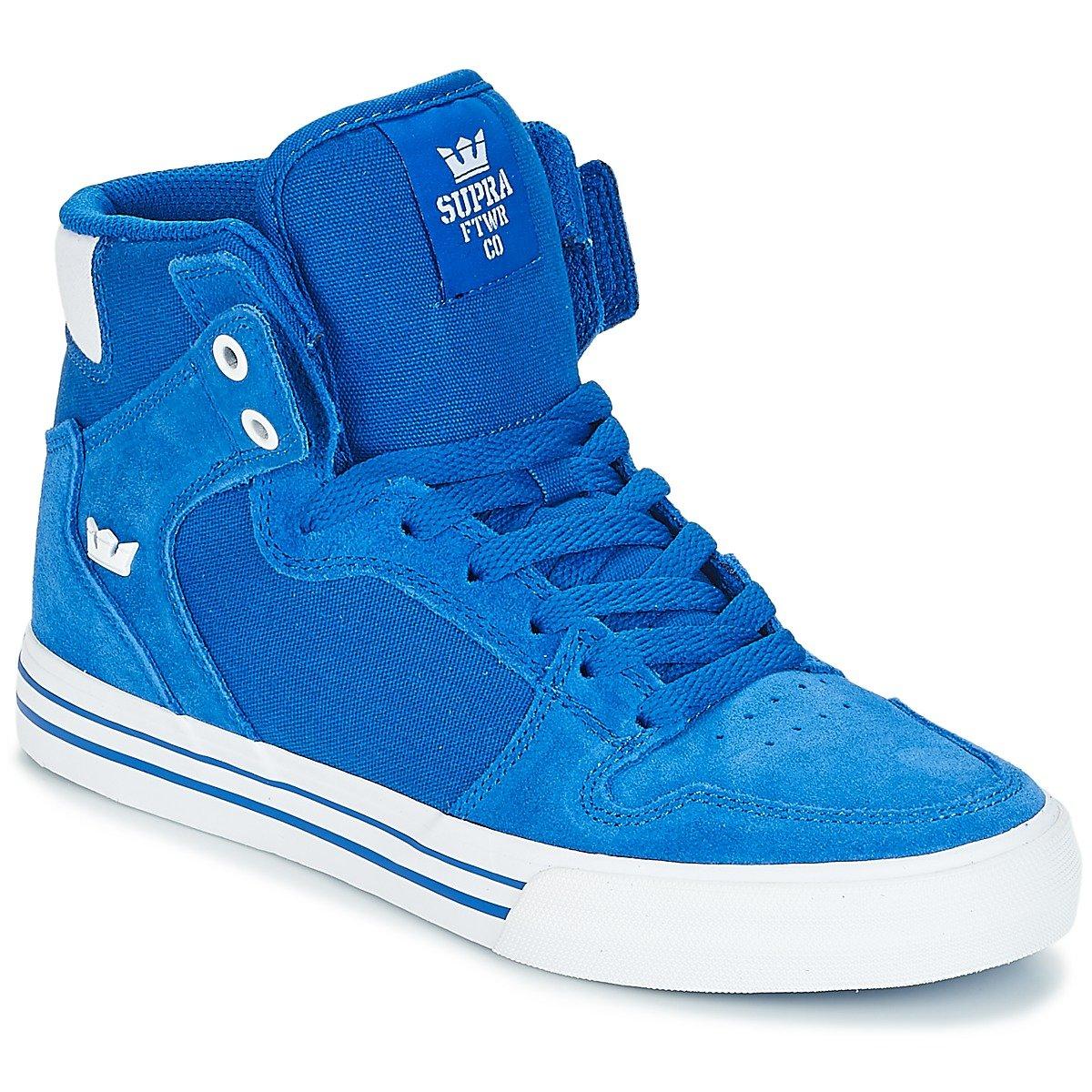 Supra Vaider LC Sneaker B074KMBB7K 11.5 Women / 10 Men M US|Ocean/White