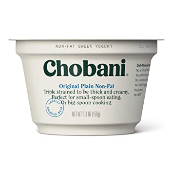 Image result for chobani greek plain yogurt