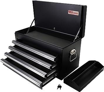 BGS 4001 | Caja de herramientas para carro de taller | 4 cajones ...