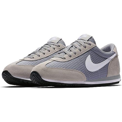size 40 77662 29140 Nike Womenss WMNS Oceania Textile Training Shoes Multicolour (Wolf  GreyWhite-Pure Platinum
