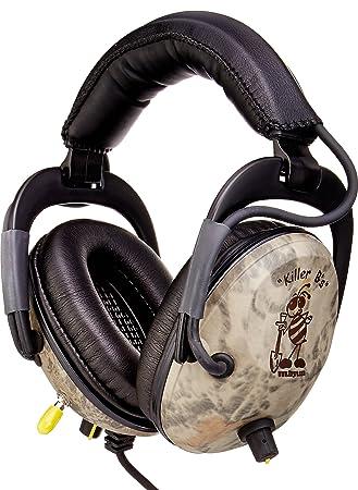 Killer B 1 V kb-camo-optima camuflaje Optima auriculares para detección de metales detectores de metal varios modelos: Amazon.es: Jardín