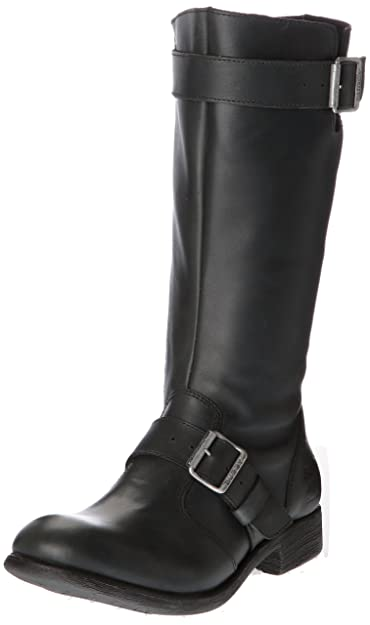 9e298193a12dcd Buggy Shoes 14 Farway 17 04, Bottes femme - Noir, 36 EU: Amazon.fr ...