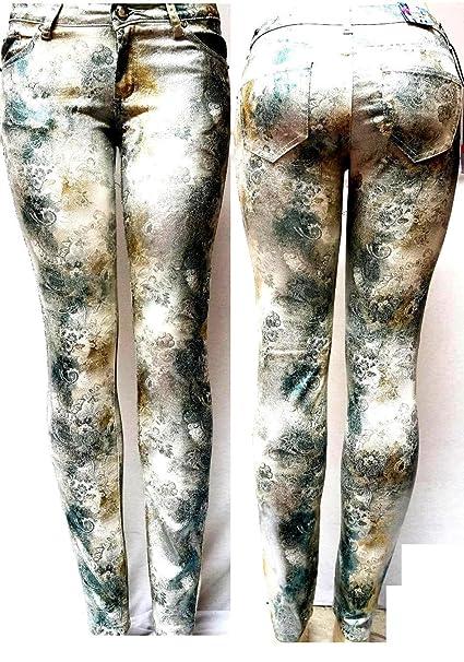 Amazon.com: ms26 Premium Ladies/Womens Denim Jeans Stretch ...