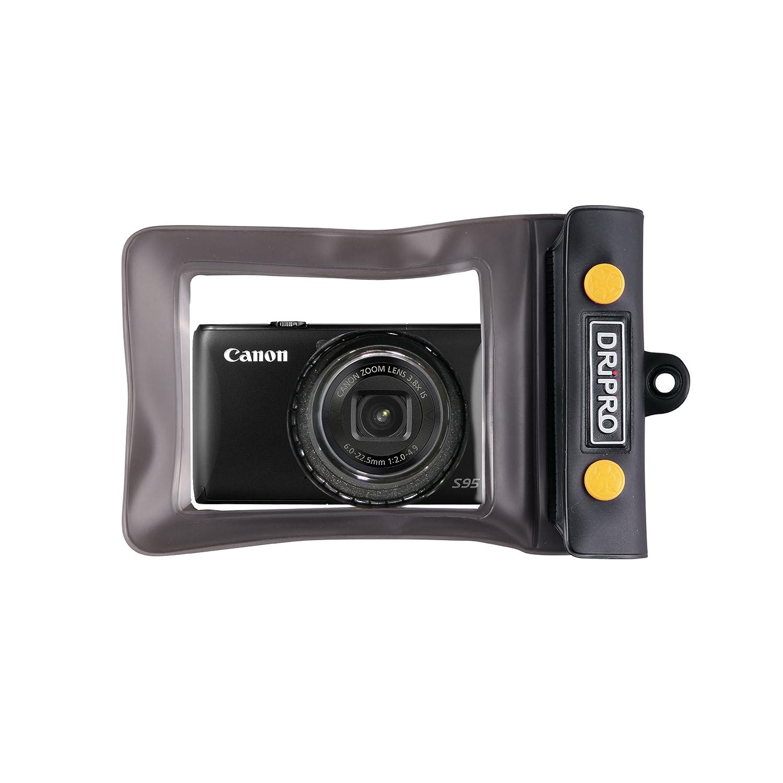 3c64b8fd3aa198 Amazon.com  Dripro Waterproof Camera Case Medium Lens Size 10M  Toys   Games