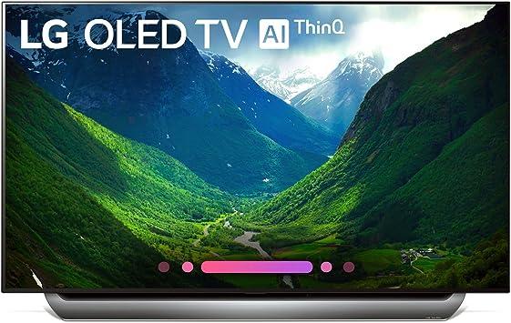 LG Series 8 OLED65C8AUA TV 4K Ultra HD Smart OLED de 65 pulgadas ...