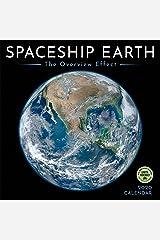 Spaceship Earth 2020 Wall Calendar Calendar