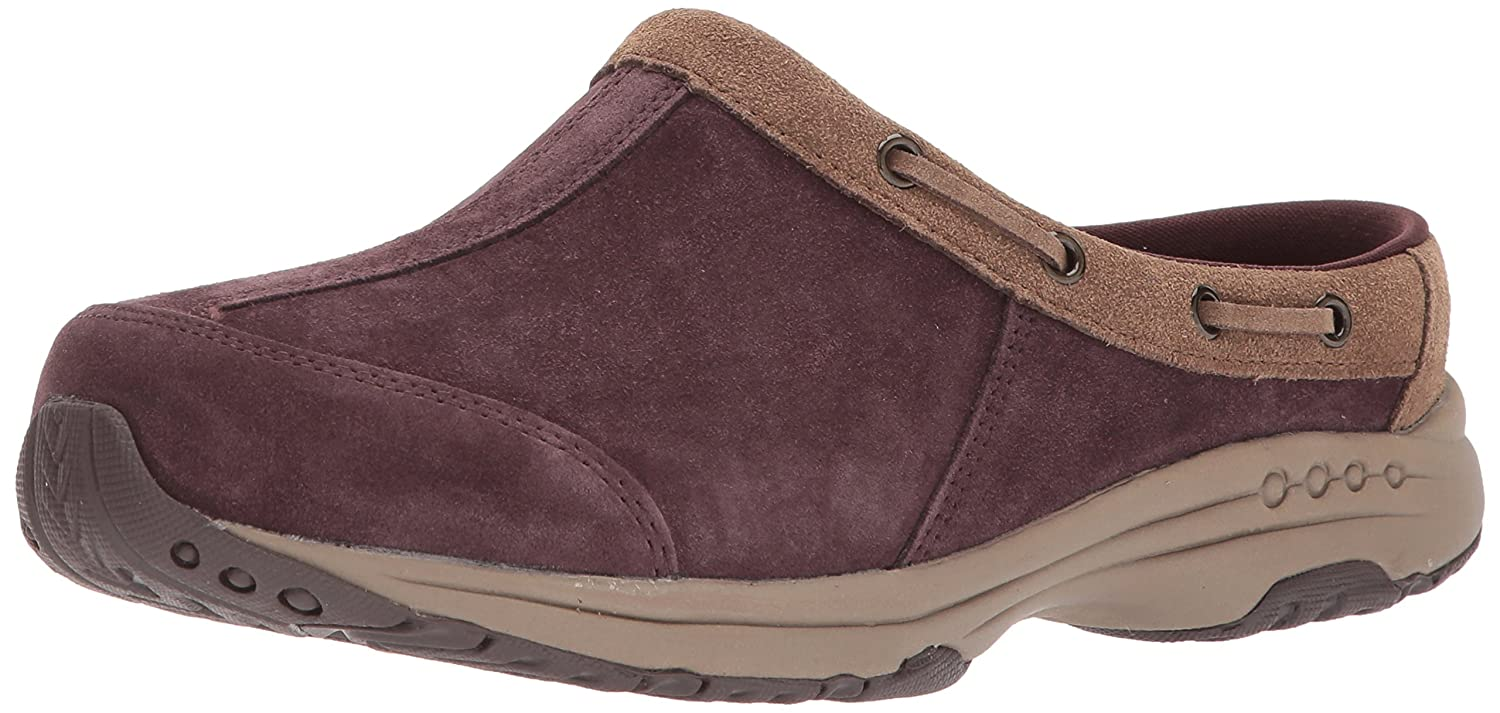 Easy Spirit Women's Travelport26 Mule B07592TNWQ 11 N US|Wine