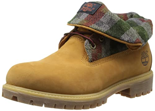Timberland Mens Af Roll Top Boots  Amazon.co.uk  Shoes   Bags 120acc287c3