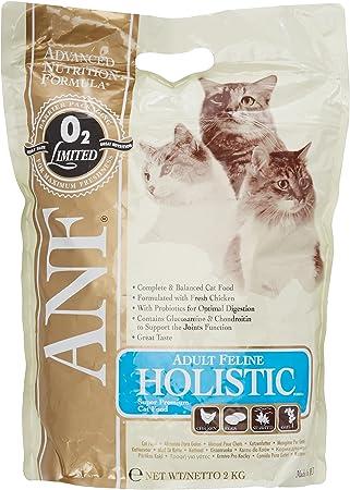 Anf Cat Food Holistic Adult 2 Kg Amazon Co Uk Pet Supplies