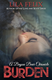 Burden (Bayou Bear Chronicles Book 1)