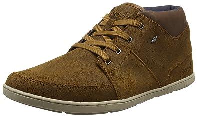 Boxfresh Herren Cluff Hohe Sneaker Braun (Braun) 42 EU