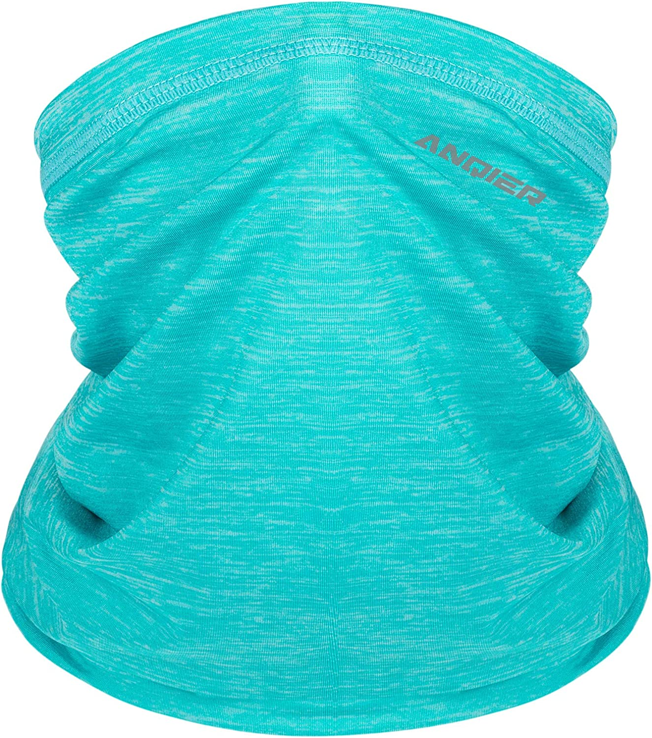 LANHAI Neck Gaiter Sun Protection Face Scarf Summer Cool Bandana Balaclava for Fishing Hiking Running Cycling Outdoors