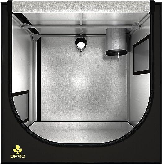 Armario de propagación Secret Jardin Dark Propagator 90x60x90cm (DP90 V1.5): Amazon.es: Jardín