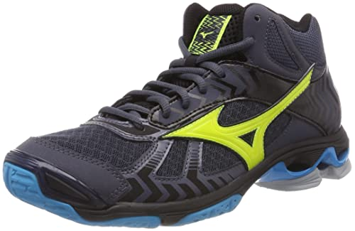 Mizuno Men s Wave Bolt 7 Mid Volleyball Shoes  Amazon.co.uk  Shoes ... 5160eaeea5