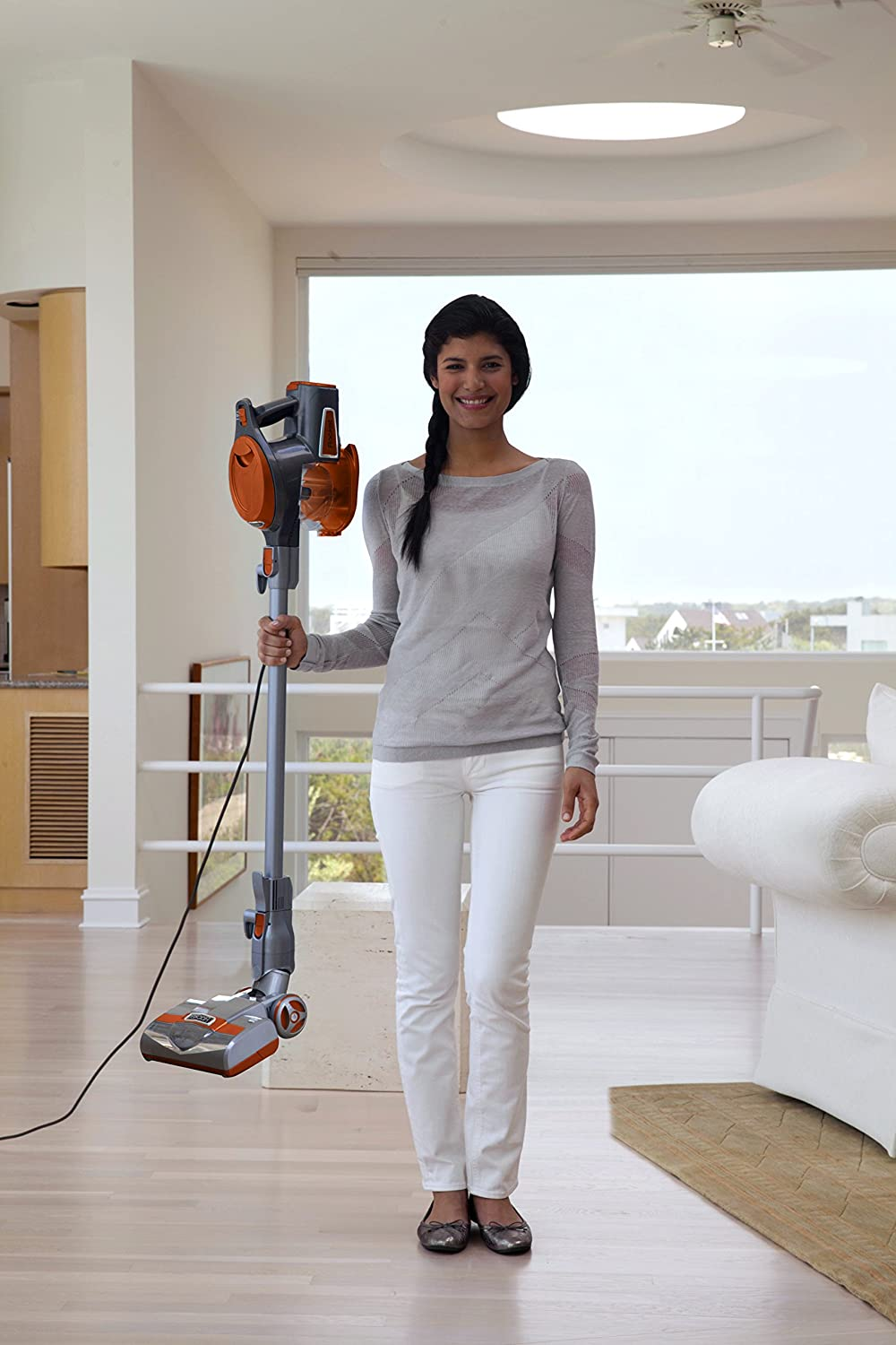 Shark Rocket-Best Bagless Vacuum for Carpet 2021