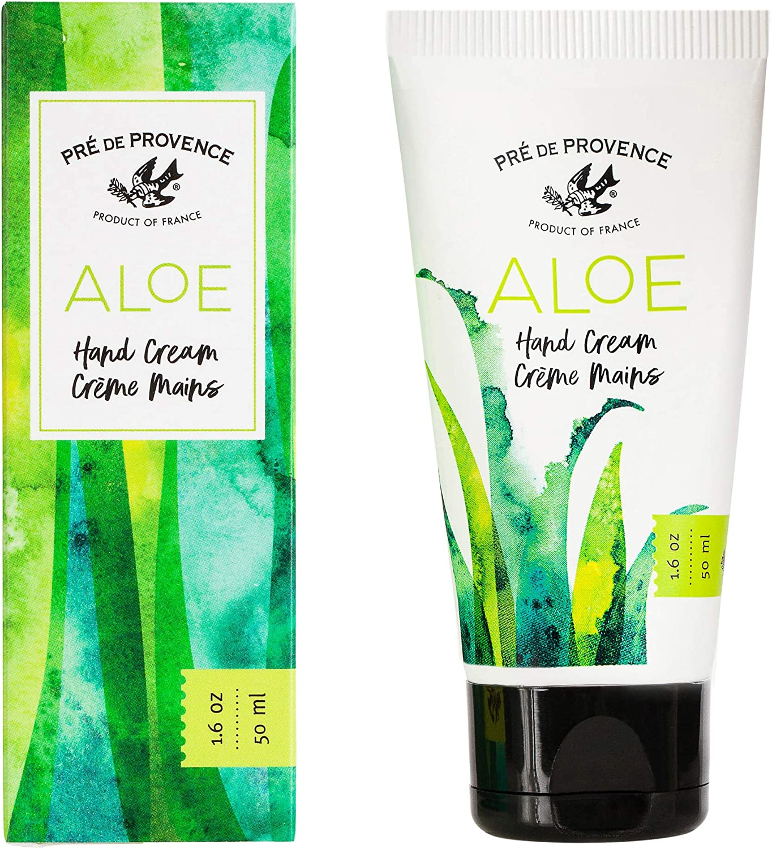 Organic Aloe Collection Hydrating Hand Cream (1.6oz), Fresh Cucumber Scent