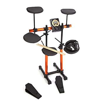 Hook up electronic drums to rock band