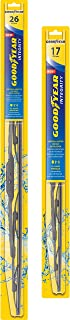 product image for Goodyear Integrity Windshield Wiper Blades, 26 Inch & 17 Inch