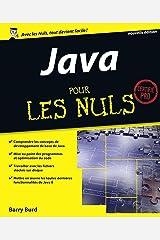 Java Pour les Nuls, Nouvelle édition (French Edition) Kindle Edition