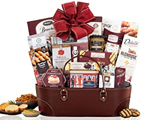 The Classic Gift Basket by Wine Country Gift Baskets