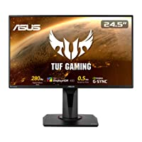 Deals on ASUS TUF VG258QM 25-inch 1080P HDR Gaming  Monitor