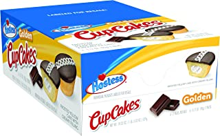product image for Hostess Cupcakes, Golden, 3.17 Ounce, 6 Count (Pack of 6)