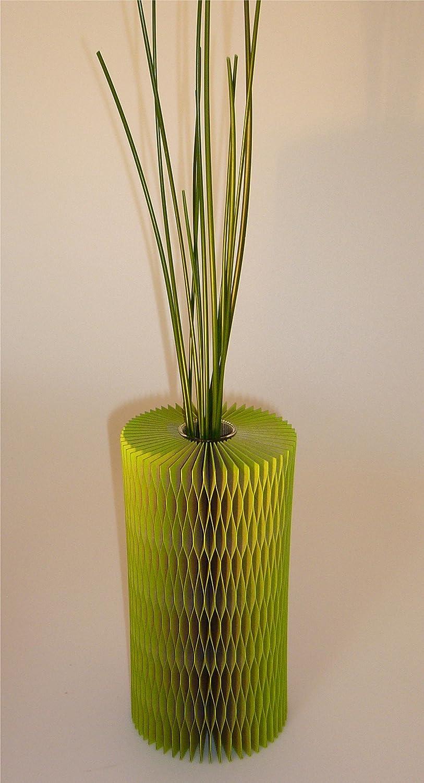 Vasen aus Wabenpapier, Groß! Groß!