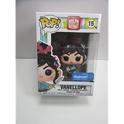 POP! Funko Vanellope with Sword Exclusive: Toys & Games