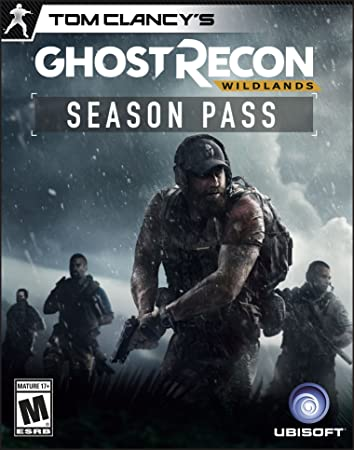 Tom Clancy's Ghost Recon Wildlands - Season Pass [Online Game Code]