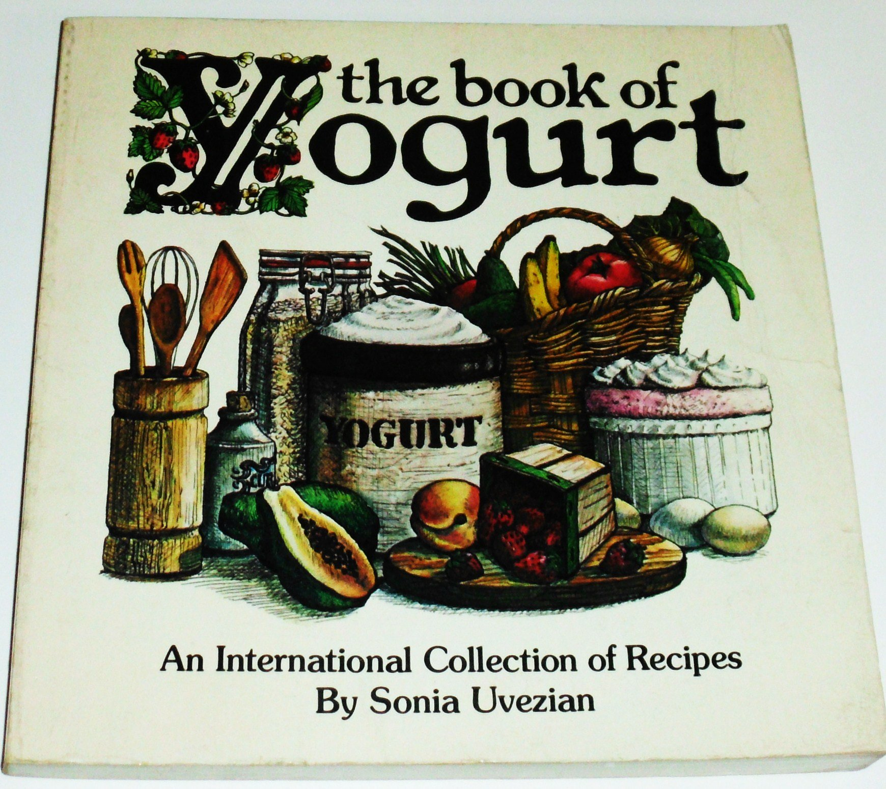 The Book of Yogurt, Uvezian, Sonia