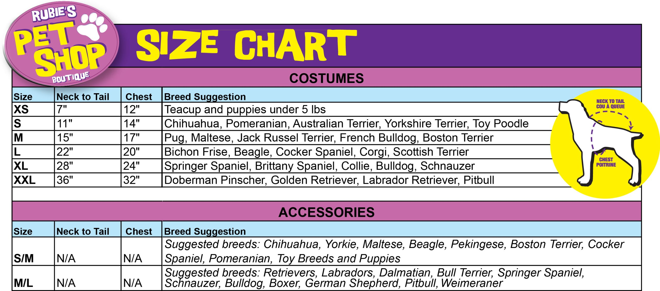 Rubie's Pet Costume, Large, Pirate Girl by Rubie's (Image #4)