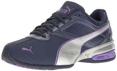 timeless design 5a18a 20375 PUMA Women s Tazon 6 WN s FM Cross-Trainer Shoe, Puma Black-Puma Silv