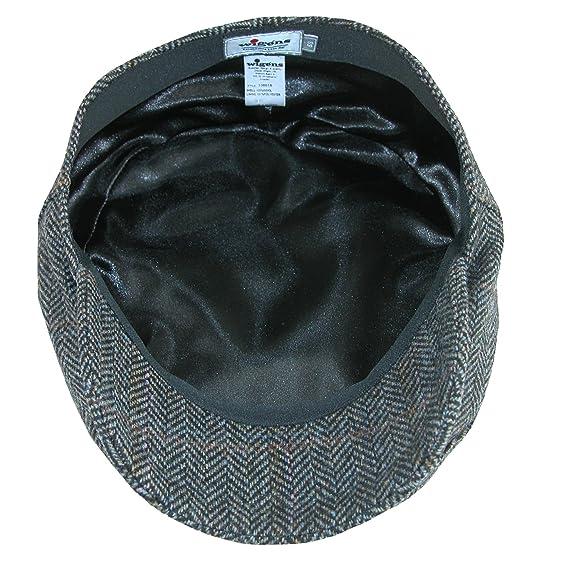Wigens Jacob - Ivy Style Wool Herringbone Cap at Amazon Men s Clothing  store  20ab3b936dcd