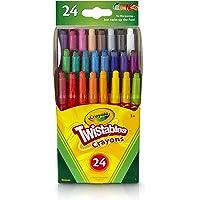Crayola Twistables Mini Crayons 24 ea