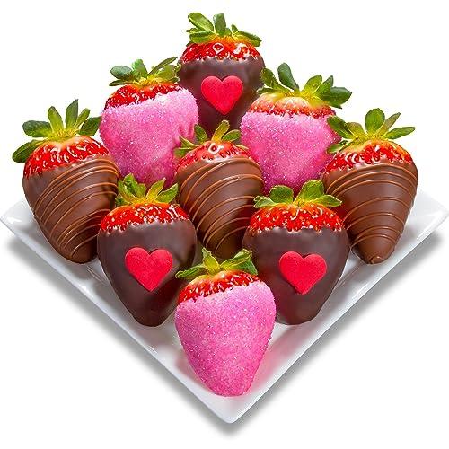 Valentine S Day Strawberry Boxes Amazon Com
