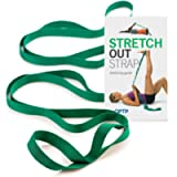 The Original Stretch Out Strap with Exercise Book – Made in the USA by OPTP – Top Choice of Physical Therapists…