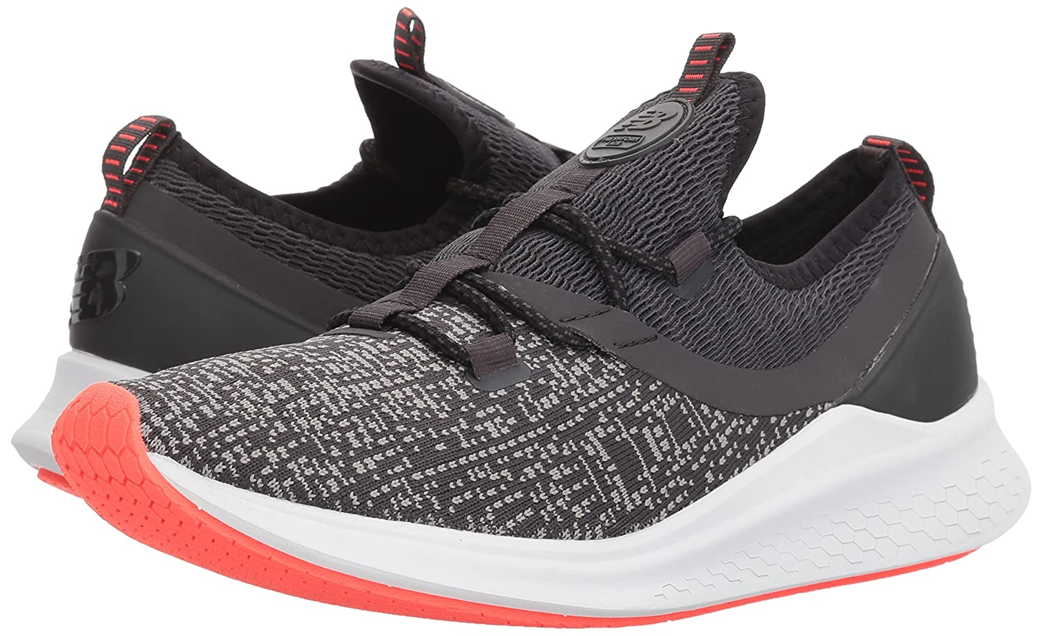 New Balance Women's Fresh Foam Shoe Lazr V1 Sport Running Shoe Foam B06XSC85CP 8 W US|Team Away Grey/Phantom/White Munsell 87bf06